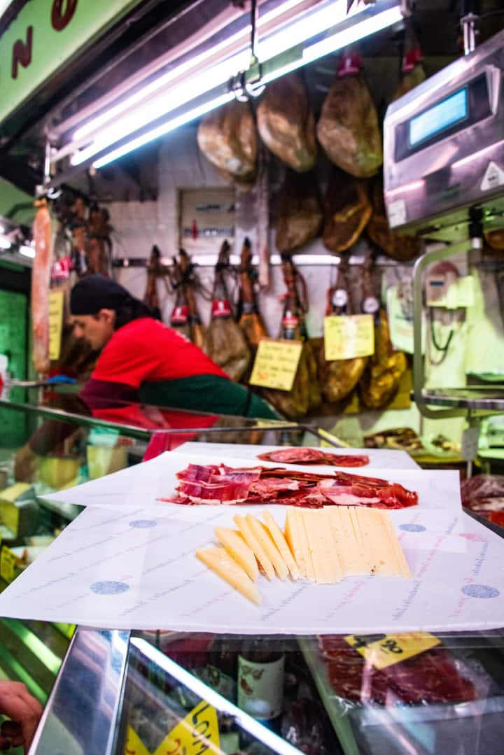Taste some of the best Iberian products