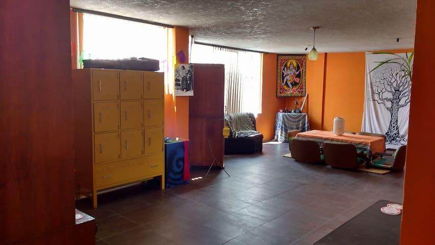 DEPARTAMENTO CONDADO ALTO 2DR-WIFI - Quito - Apartemen