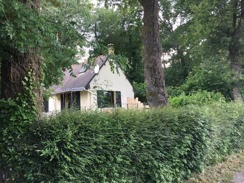 Maison en bord de Vilaine
