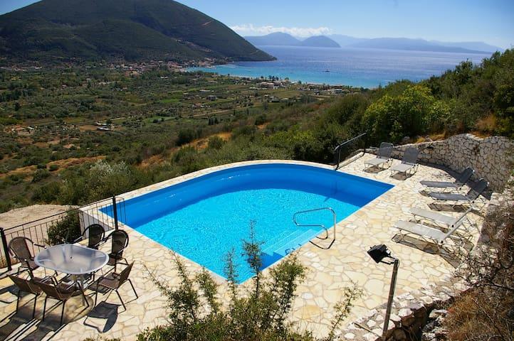 Villa Petros @ Vassiliki Bay Villas - Vasiliki - Villa