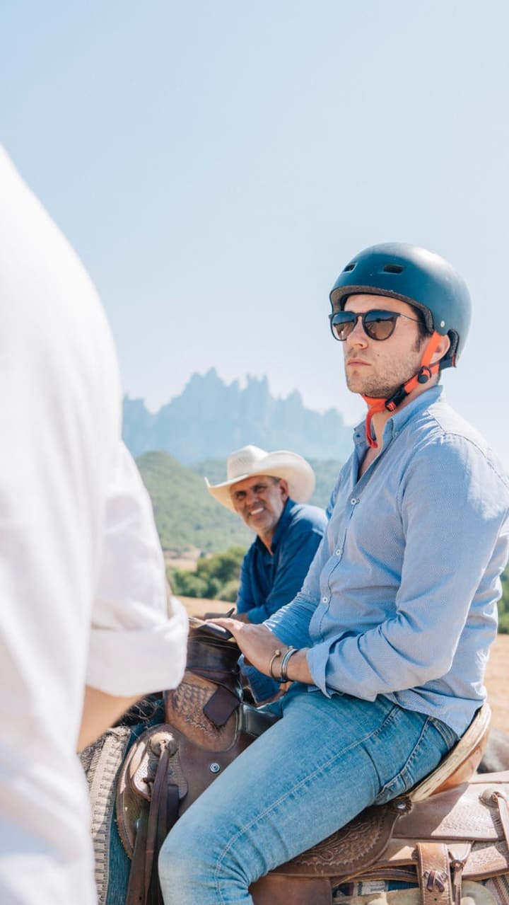 Montserrat Horseback Tour