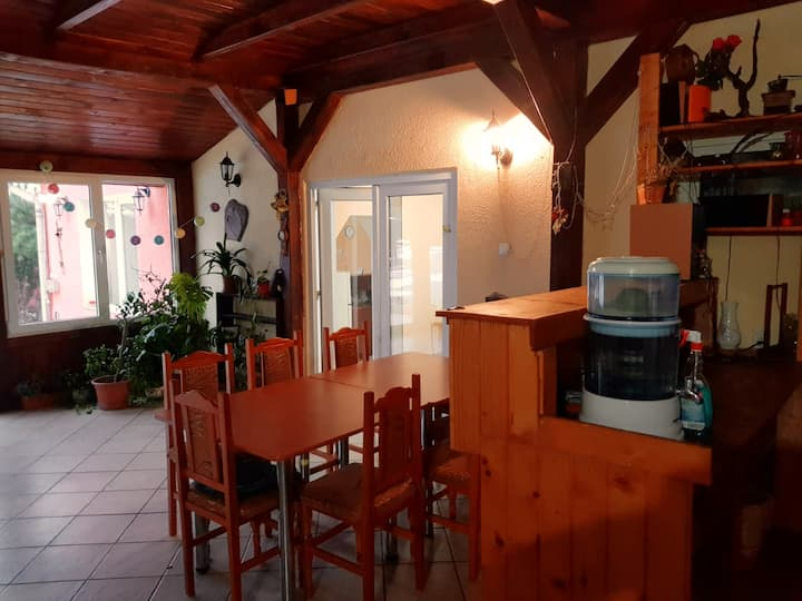 House with 5 bedrooms in Sighișoara, with wonderful mountain view, enclosed garden and WiFi