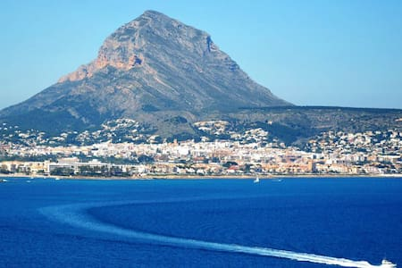 Javea seafront 100m from the beach - Platja de l'Arenal