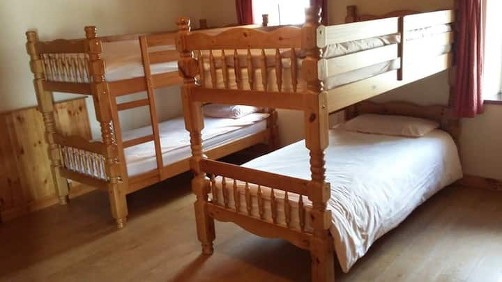 One Bed in Female Dormitory