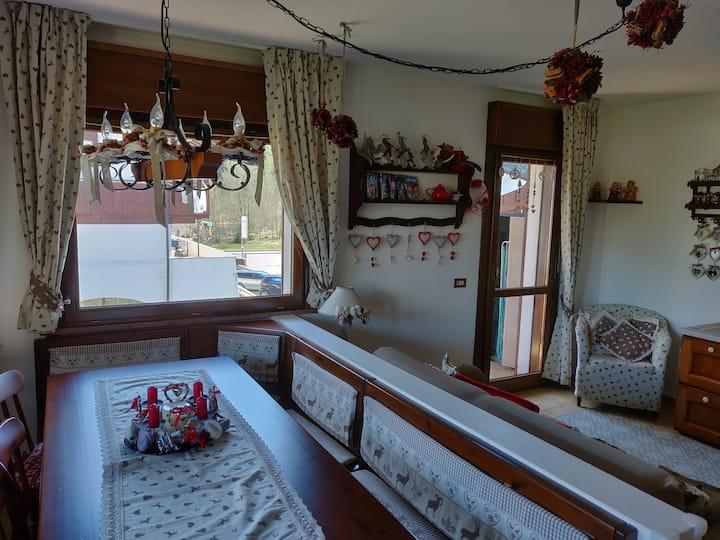 Appartamento comodo e curato per famiglie