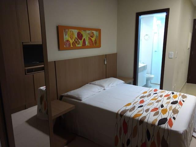 FLAT- Resort Hotel THE SUN. Coração de Brasília