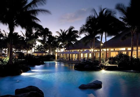 An Marriott's Ko Olina Beach Club Studio Villa
