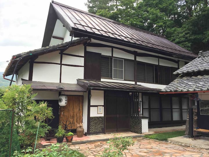 Traditional house with 150years of history古民家 榧の木