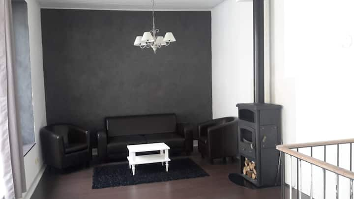 Appartement T2 en duplex au centre ville au calme