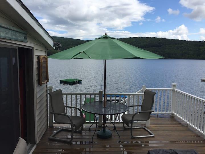 Lake House on Beautiful Mascoma Lake