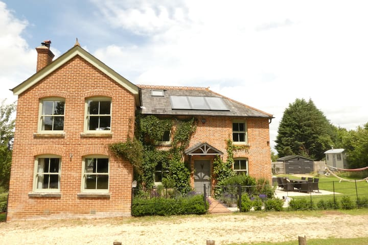 Luxury B&B accommodation in new forest