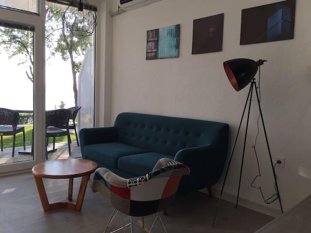 Superior Studio #102, 2 people - Ohrid - Flat