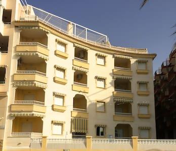 Panoramic Sea Views/Primera Linea - La Mamola - Apartament