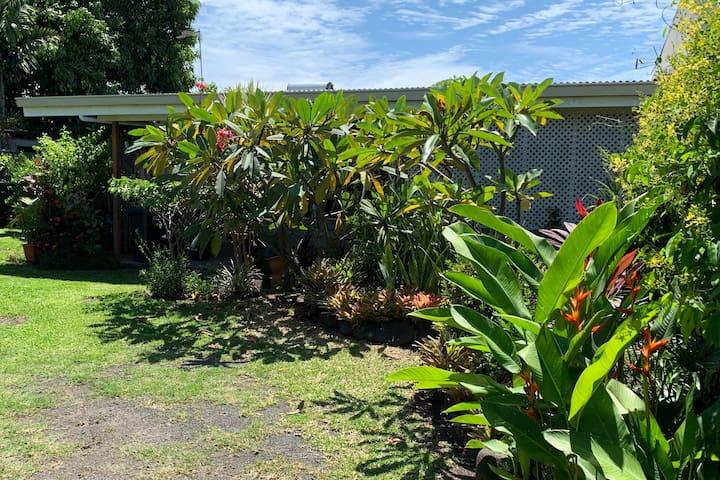 Tiaré Lodge à Pirae TAHITI