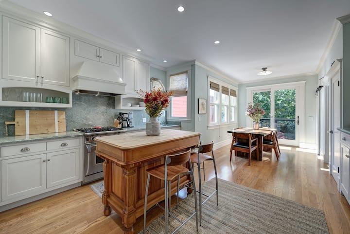 Luxurious 4+ bedroom with views in Bernal Heights!