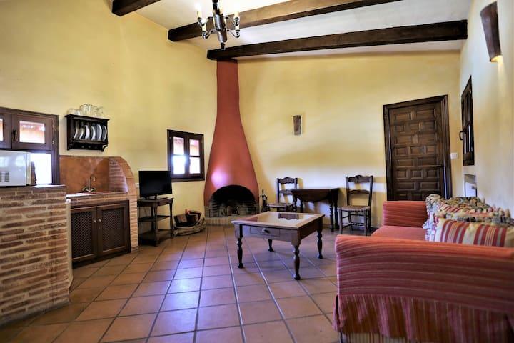 La Nutria, Paraíso del Huéznar, Vía Verde Cazalla - Cazalla de la Sierra - Hus