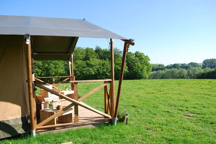 Swallows Oast Glamping - Near Battle -  TN33 0NR