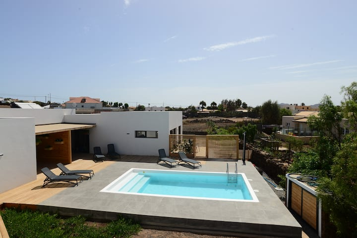 Casa WAVE SUR   Lajares  Fuerteventura