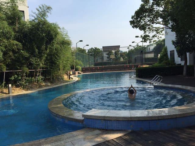 天目湖景区别墅,依山傍水3号 - 溧阳市 - วิลล่า