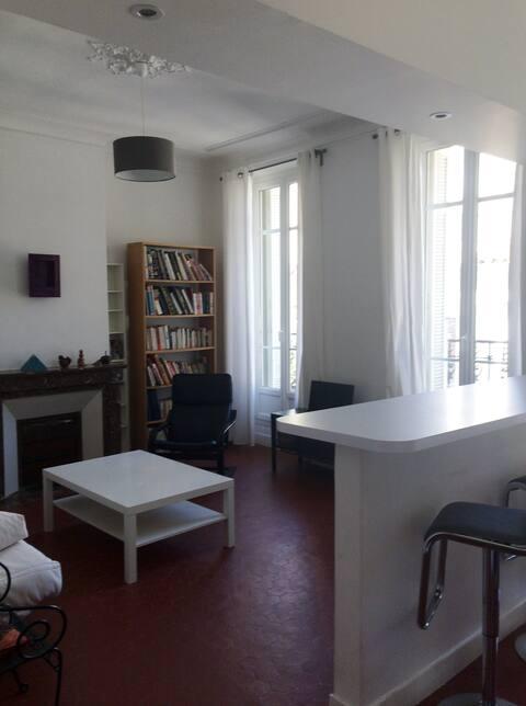 Appartement quartier Camas