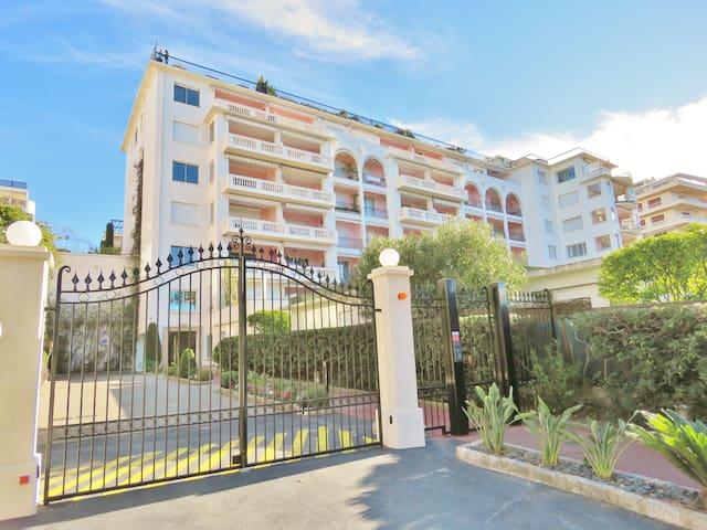 Studette Croisette - A 2mn à pied des plages - Cannes - Apartment