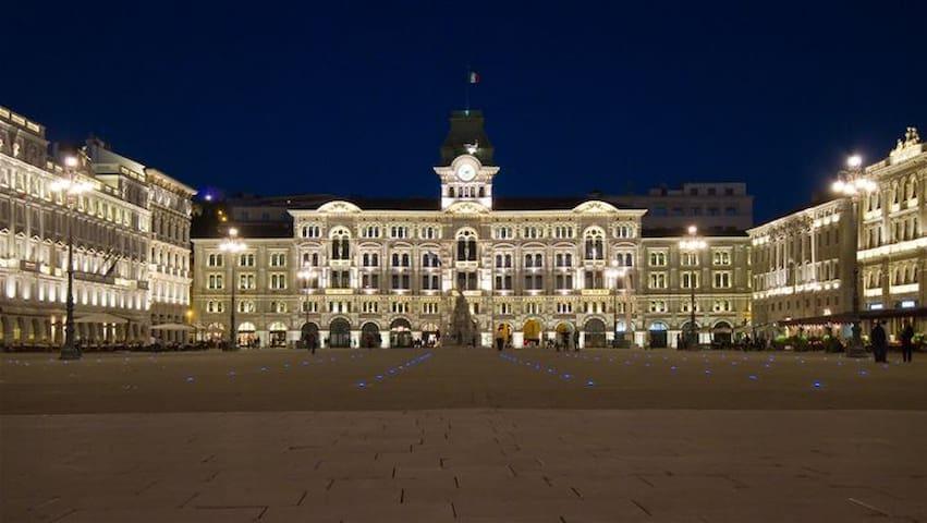 Appartamento centralissimo prezzi bassi - Trieste - Lägenhet