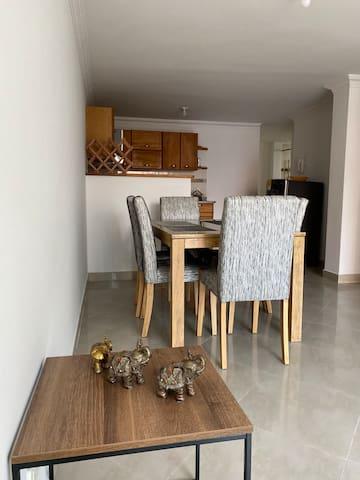 Lujoso y Moderno apartamento en Medellín
