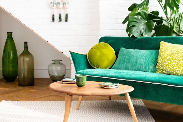 St Ives 1 bedroom luxury apartment Samphire Studio