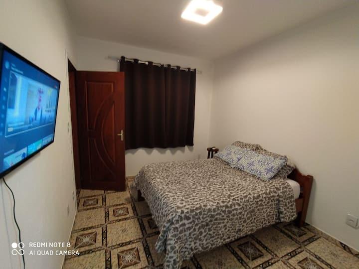 Suíte Coruja Buraqueira - Hostel Dunas do Santinho
