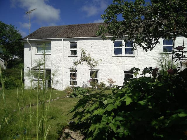 Self contained flat in detached cottage, NANCLEDRA