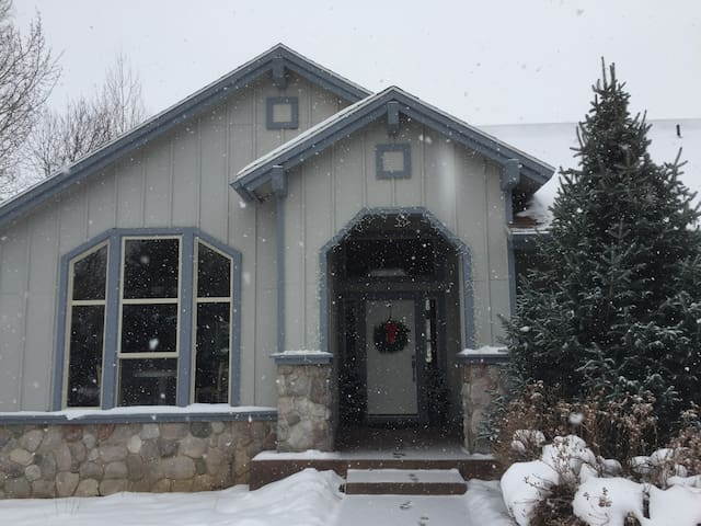 Family Home by Park City Resort Canyons Village - Park City - Casa
