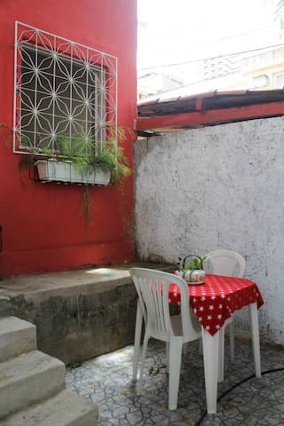Suíte Jardim - Fortaleza - Dom
