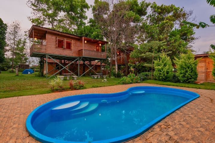 Cozy 2BHK Cottage at the foothill of Nandi Hills