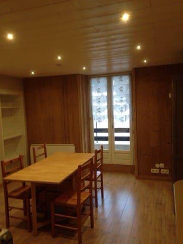 Appartement agréable sur Montriond - Montriond - Apartment