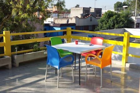 Residencia Lindavista - Mexico City - Bed & Breakfast