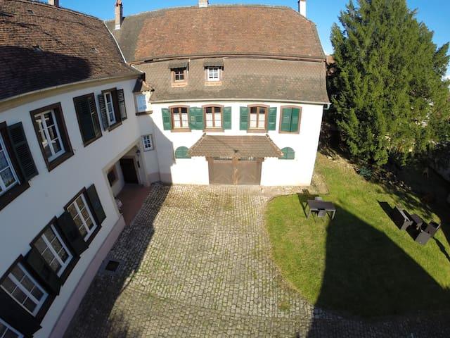 """Gite """"le Schlossel"""" - 2/4/6 Personnes - Alsace"""