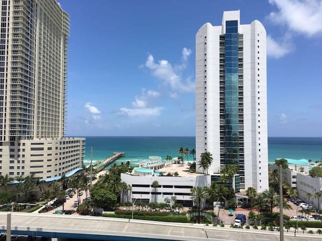 The Best view in Sunny Isles - サニーアイルズビーチ - アパート
