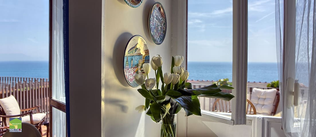 BBHome Vietri your dream on the sea - Vietri Sul Mare - Lejlighed
