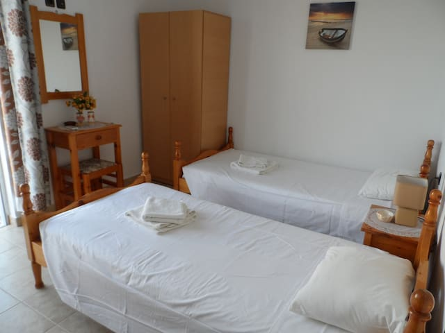 Studio just 100 meters from the sea