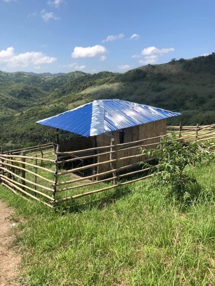 Kubo/Hut Camping on Mountain top