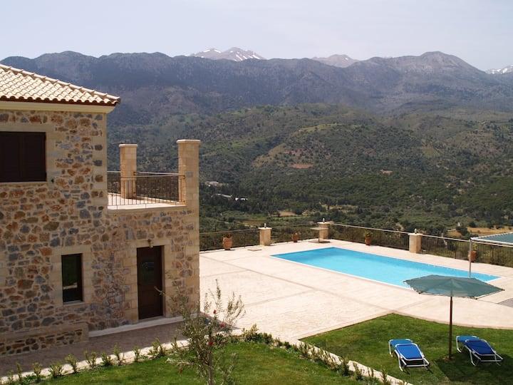 Private Villa Georgia-Breathtaking Mountain View!!