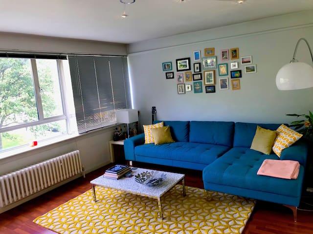 Beautiful Room in Victoria - Pimlico (short stay)