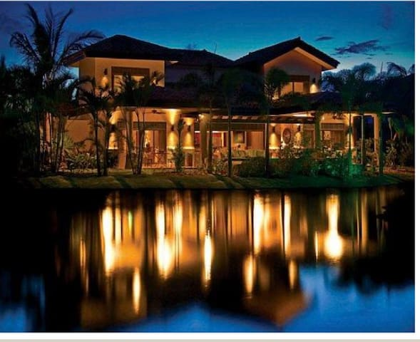 Secluded Villa in Buenaventura Golf and Resort