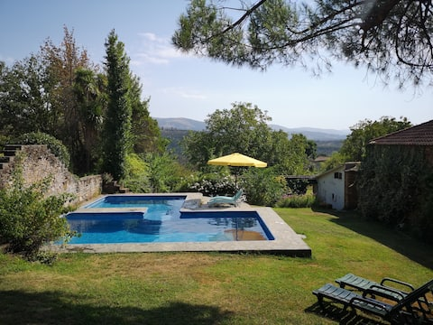 Historic Quinta estate with pool & mountain views