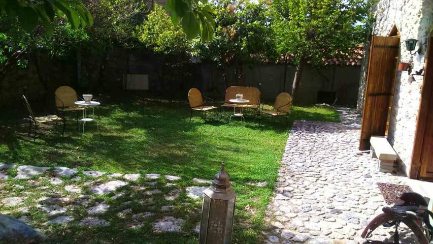 Traditional Villa with garden