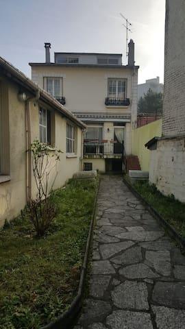 Maison Bagneux (10 mn Paris - Porte d'Orléans)