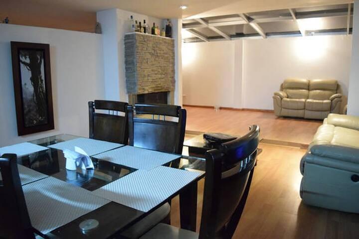 Habitación en Apartamento Familiar - Bogotá - Huoneisto