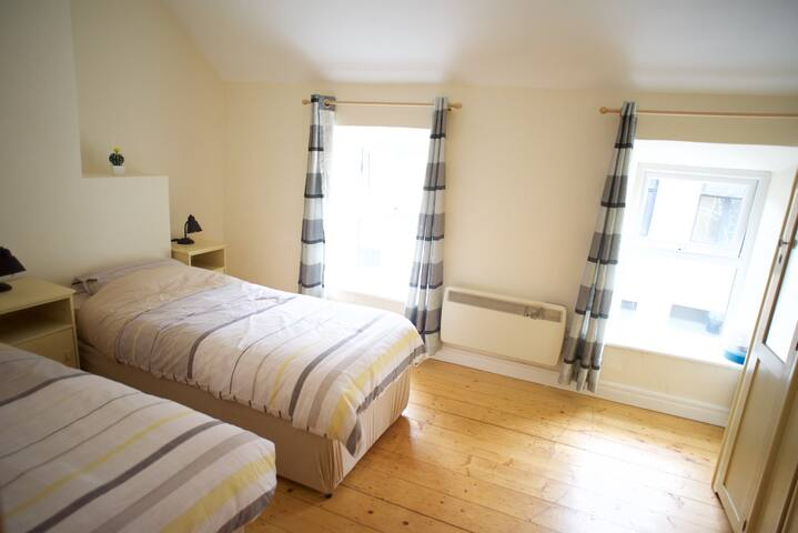 Eyre Square Twin accommodation 2th - Galway - Rumah