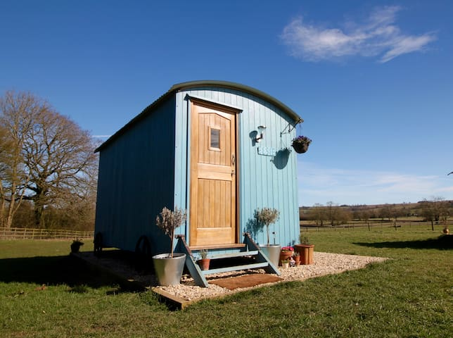 The Shepherd Hut - Elsie - Chastleton - 小屋