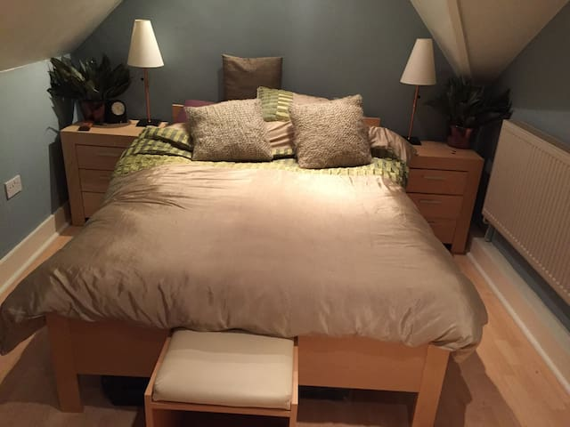 Lovely double room central location - Saint Albans